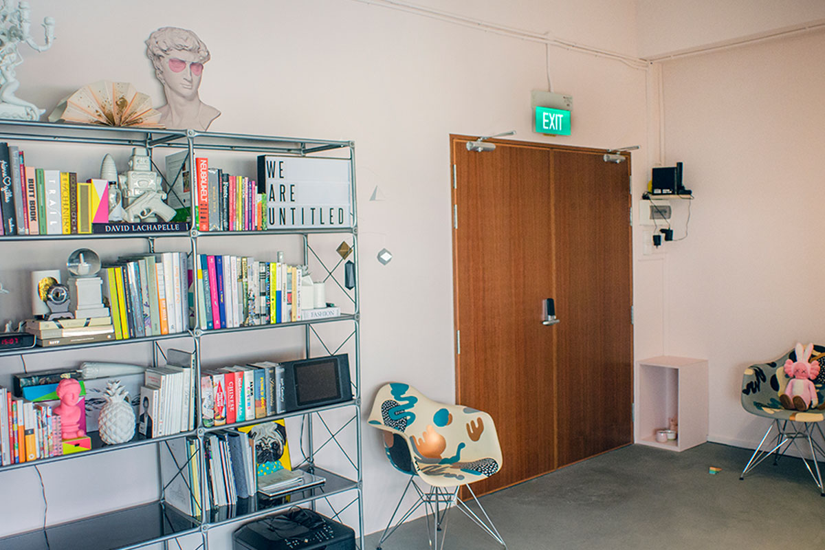 Workspace Tour: Untitled Collective