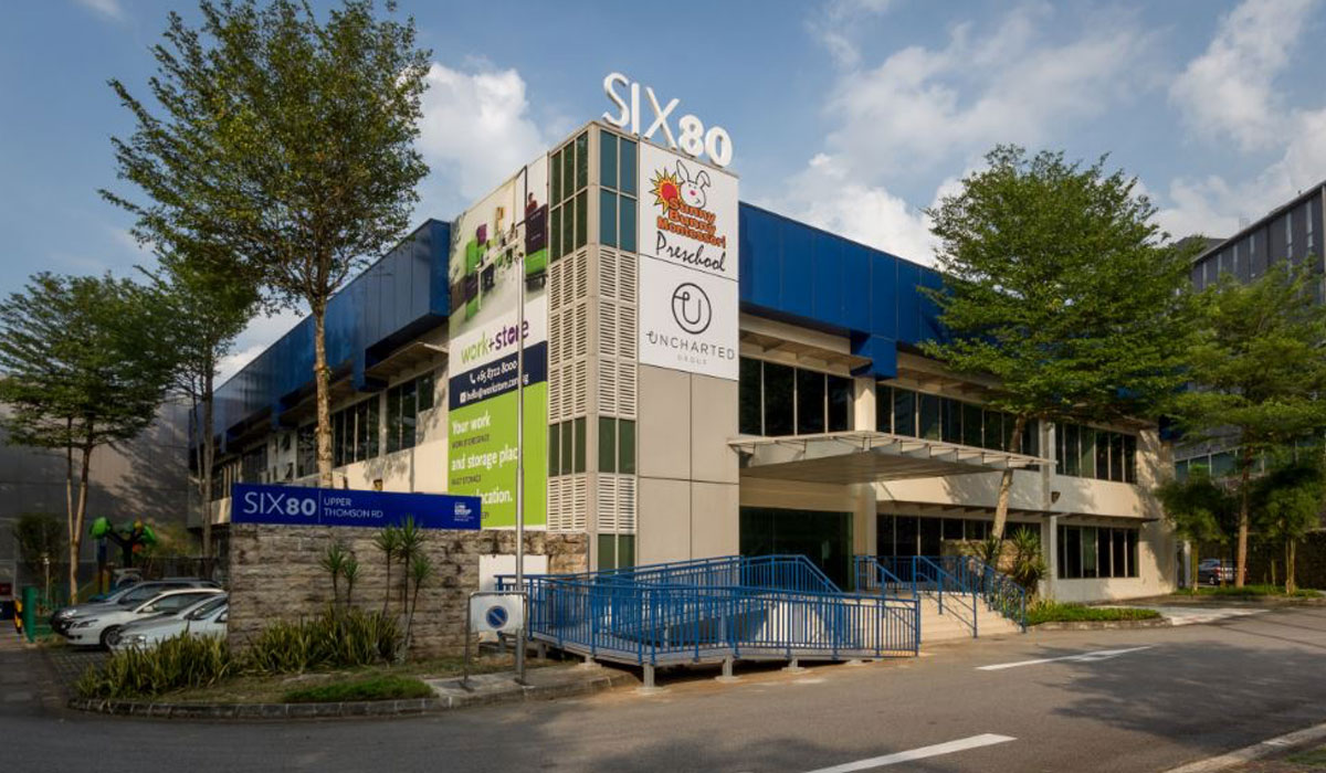 Attractive Small Office Spaces For Rent | Work+Store Space @ SIX80