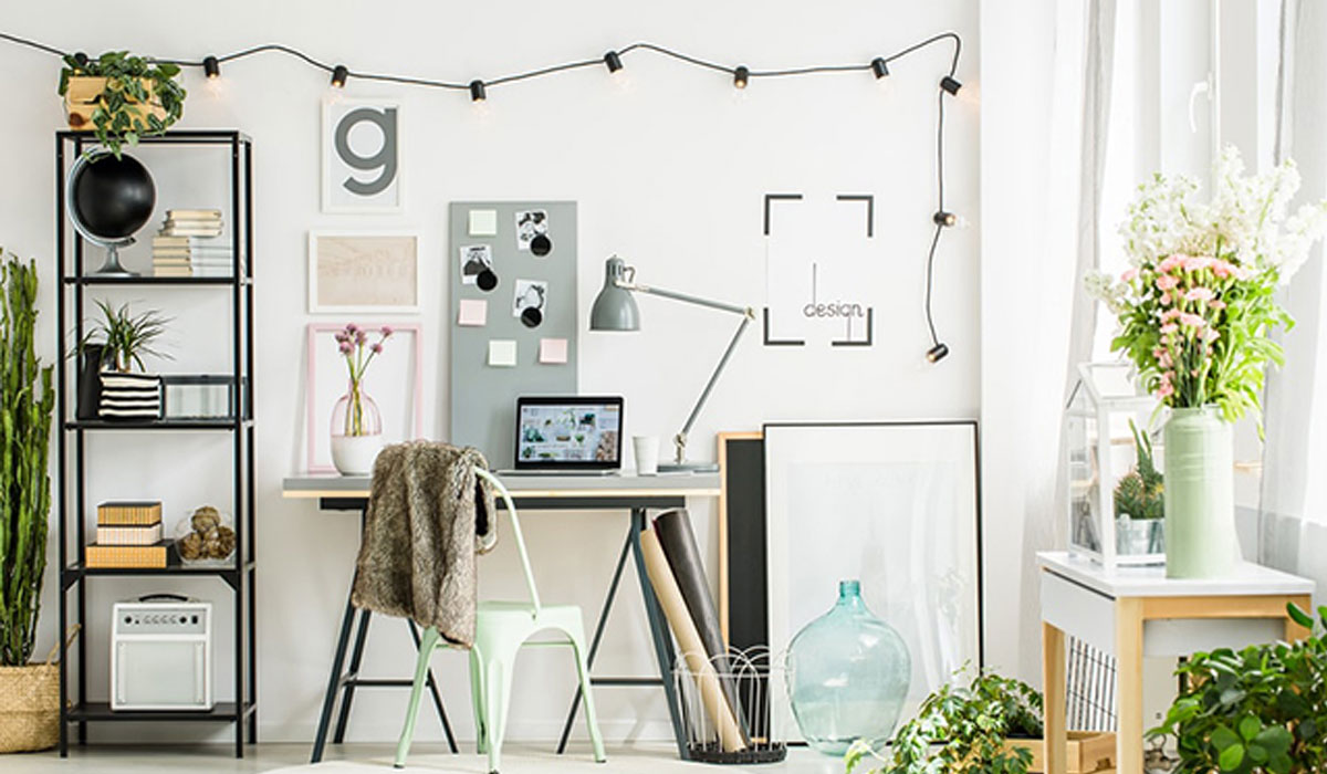 How to Maximise Space in Your Home Office