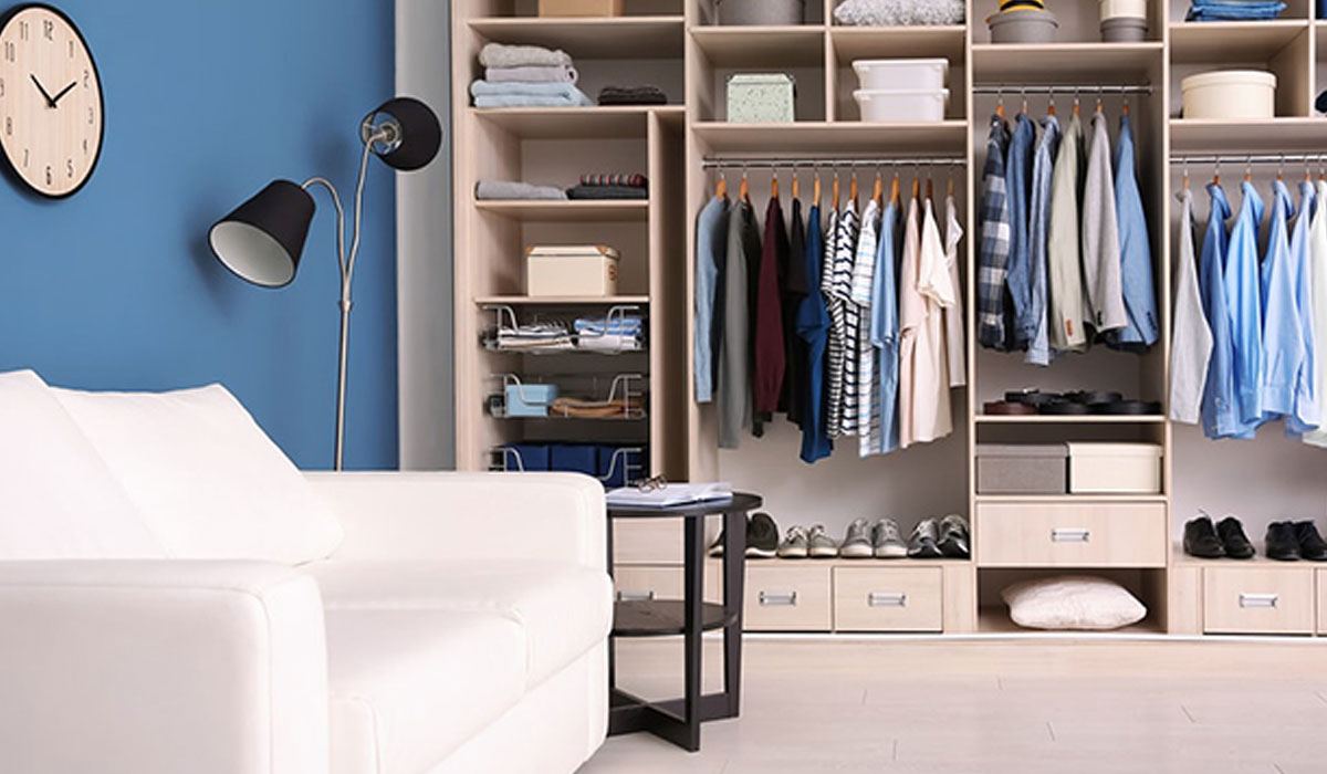 How to Make Way for Your Home's New Walk-in Wardrobe