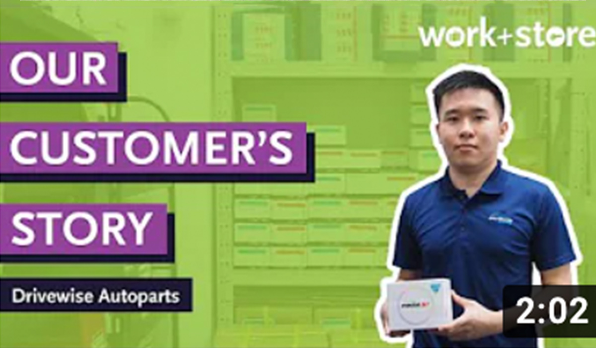 #WhereYouStoreMatters – Work+Store x Drivewise Autoparts