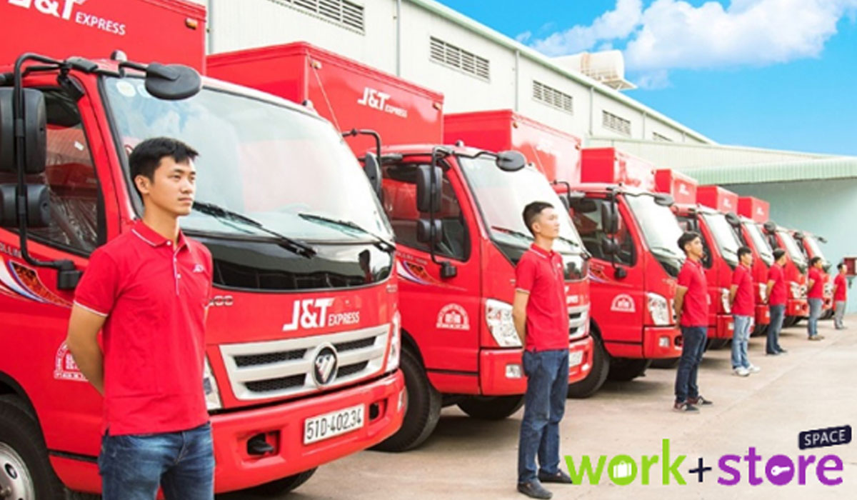 Work+Store's Newly Launched Last Mile Delivery Service