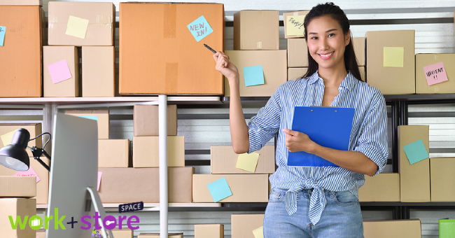 3 Reasons Why Small Businesses Should Get Storage Units