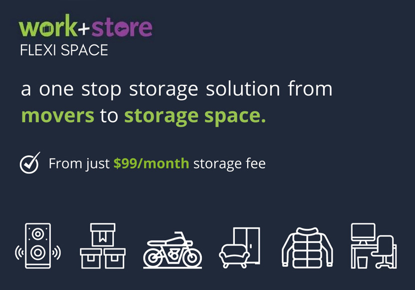 Flexi Space Storage