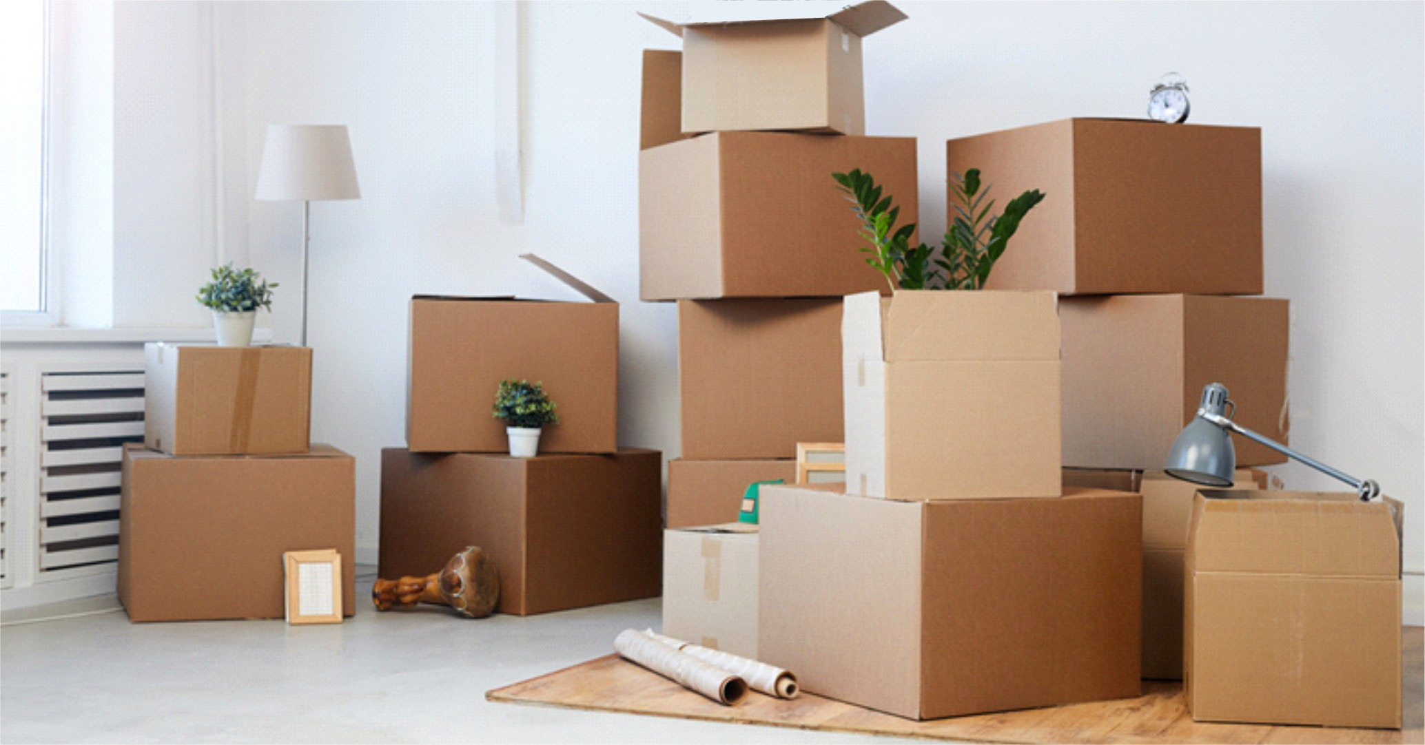 one-stop solution to move, store and retrieve